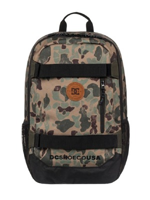 Batoh DC Clocked duck camo 18l