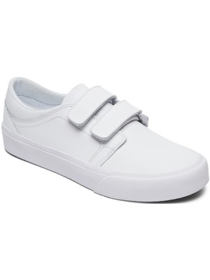 Boty DC Trase V Se White/White/Athletic Red