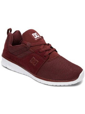 Boty DC Heathrow Burgundy