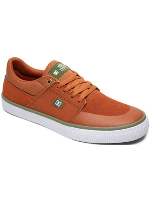 Boty DC Wes Kremer Brown/Brown/Green