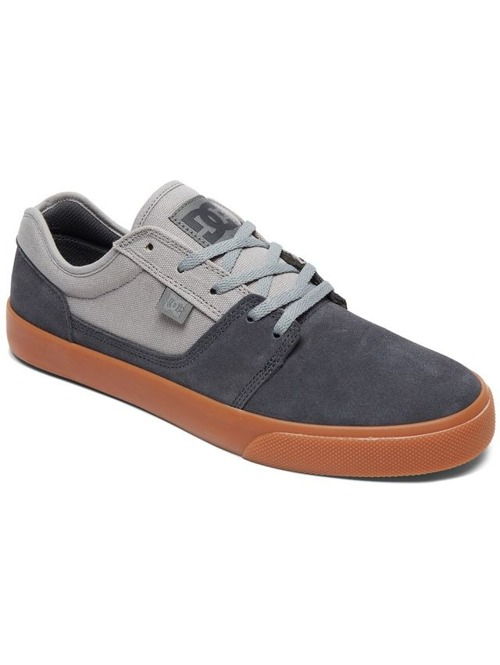 Boty DC Tonik grey light grey