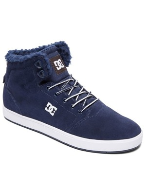 Boty DC Crisis High Wnt navy/ khaki
