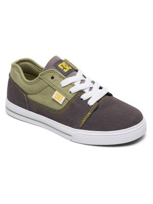 Boty DC Tonik Boy Grey/Green