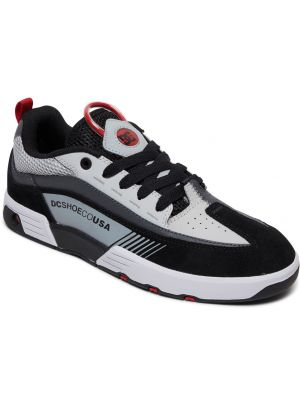 Boty DC Legacy 98 Slim black grey red