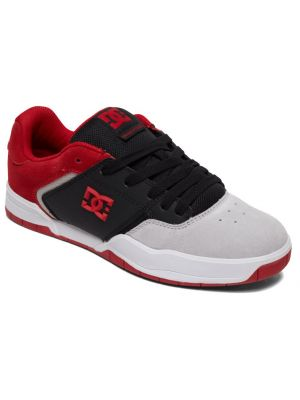 Boty DC Central black red grey