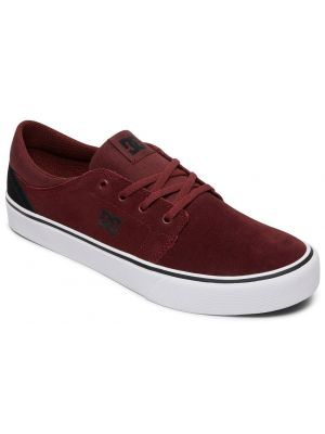 Boty DC Trase SD black dark red