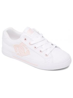 Boty DC Chelsea White/Pink