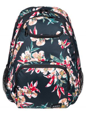 Batoh Roxy Shadow Swell Printed Anthracite Wonder Garden