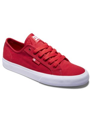 Boty DC Manual red