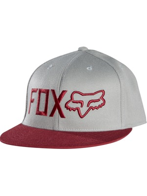 Kšiltovka Fox Methods Flexfit Hat grey