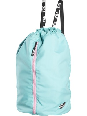 Pytlík Fox Pamela Oversized Cinch Sack teal