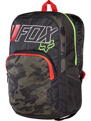 Batoh Fox Let's Ride Ozwego camo 28l