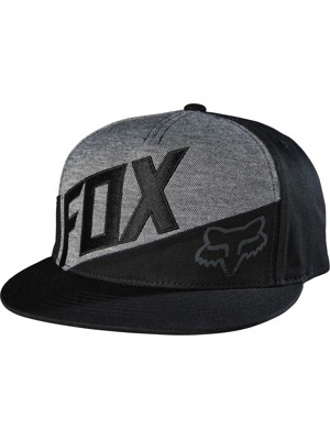 Kšiltovka Fox Conjunction Snapback black