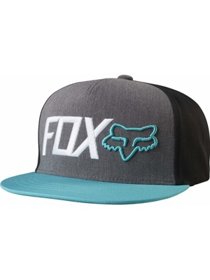 Kšiltovka Fox  Obsessed Snapback black