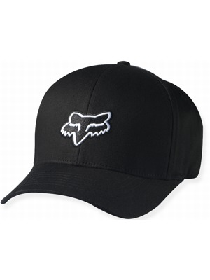 Kšiltovka Fox Legacy Flexfit Hat black