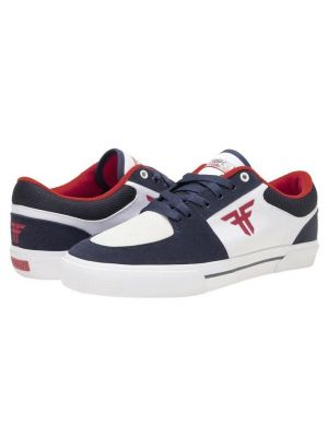 Boty Fallen Patriot Vulc navy white red