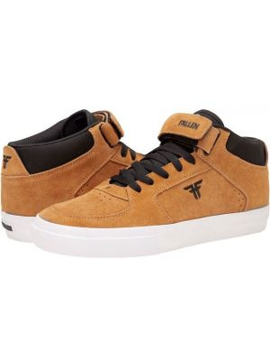 Boty Fallen Tremont Mid brown black