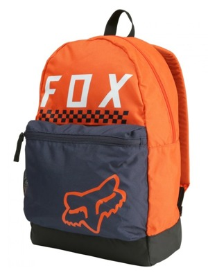 Batoh Fox Check Yo Self Kick Stand orange 21l
