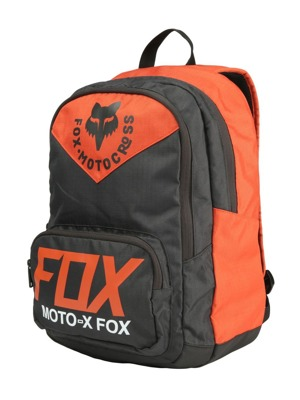Batoh Fox Scramblur Lock Up orange 25l