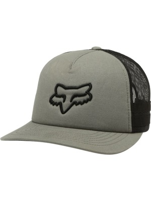 Kšiltovka Fox Head Trik Trucker Fatigue green
