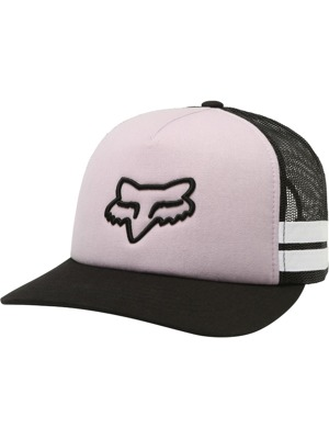 Kšiltovka Fox Head Trik Trucker lilac