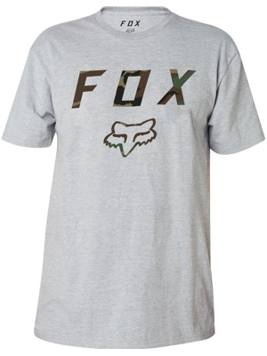 c4ba64add2c0 Pánské tričko Fox Cyanide Squad Tech Heather dark grey