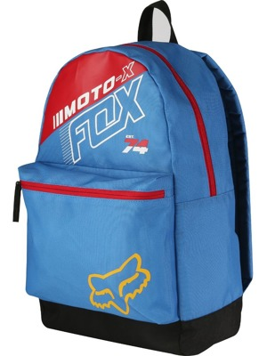 Batoh Fox Flection Kick stand blue 21l