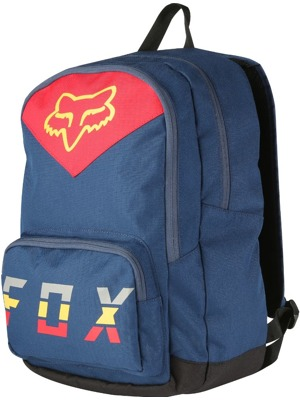 Batoh Fox Smoke blower lock up light indigo 25l