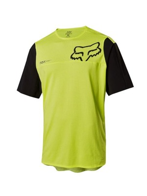 Dres Fox Attack Pro S/S Jersey Yellow/Black