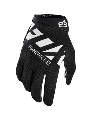 Cyklo rukavice Fox Ranger Gel Glove Black/White