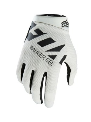 Cyklo rukavice Fox Ranger Gel Glove Cool Grey