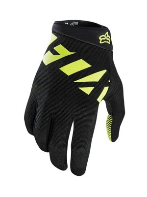 Cyklo rukavice Fox Ranger Glove Yellow/Black
