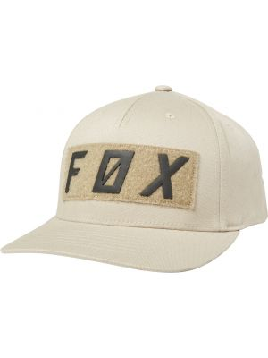 Kšiltovka Fox Backslash Snapback sand
