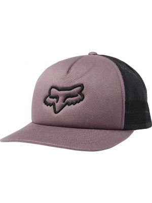 Kšiltovka Fox Head Trik Trucker Purple