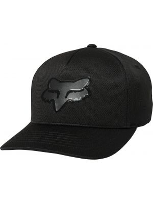 Kšiltovka Fox Stay Glassy Flexfit Hat black