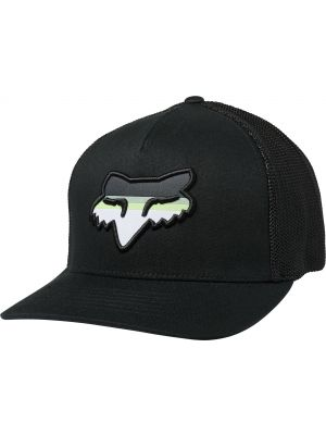 Kšiltovka Fox Head Strike Flexfit Hat black