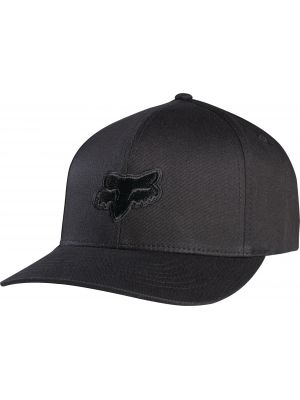 Kšiltovka Fox Legacy Flexfit Hat black/black