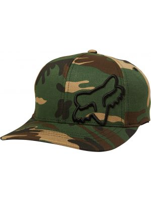 Kšiltovka Fox Youth Flex 45 Flexfit Hat camo