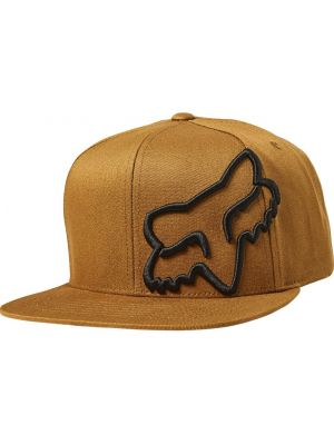 Kšiltovka Fox Headers Snapback Bronze