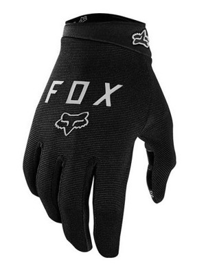 Cyklistické rukavice Fox Ranger Glove Black