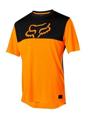 Cyklo dres Fox Ranger Drirelease S/S Jersey Atomic Orange