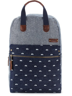 Batoh G.ride Benedicte denim/navy