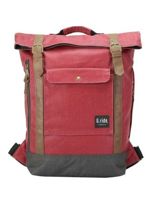 Batoh G.ride Balthazar red/black 15l