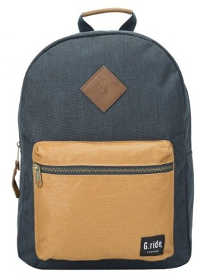Batoh G.ride Blanche navy/camel 16l