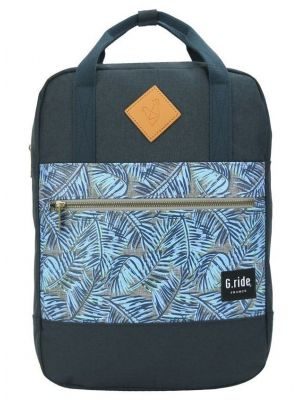 Batoh G.ride Diane navy/palm 8l