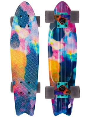 Mini longboard Globe Graphic Bantam St color bomb 23""