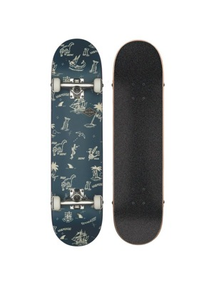 Skateboard Globe Full On navy/creswick 7.75""
