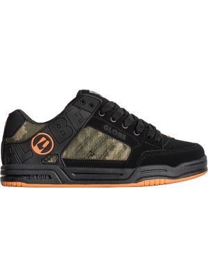 Boty Globe Tilt black/camo/orange