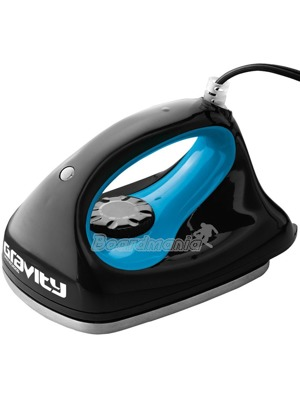 Žehlička Gravity Gvt Iron black/ blue