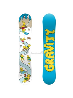 Snowboard Gravity Ice Time Mini